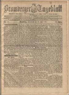 Bromberger Tageblatt. J. 22, 1898, nr 146