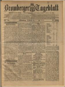 Bromberger Tageblatt. J. 22, 1898, nr 149