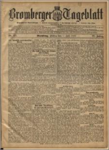 Bromberger Tageblatt. J. 22, 1898, nr 151