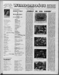 Wiadomości, R. 14 nr 22 (687), 1959