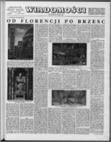 Wiadomości, R. 14 nr 23 (688), 1959