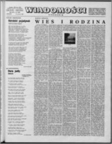 Wiadomości, R. 14 nr 24 (689), 1959