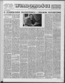 Wiadomości, R. 14 nr 25 (690), 1959