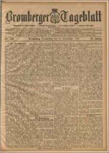 Bromberger Tageblatt. J. 22, 1898, nr 216
