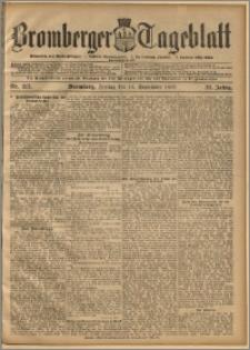 Bromberger Tageblatt. J. 22, 1898, nr 217