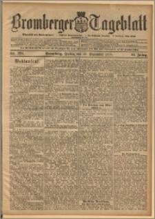 Bromberger Tageblatt. J. 22, 1898, nr 229