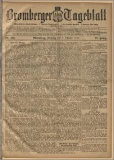 Bromberger Tageblatt. J. 22, 1898, nr 237