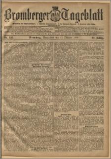Bromberger Tageblatt. J. 22, 1898, nr 242