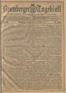 Bromberger Tageblatt. J. 22, 1898, nr 243