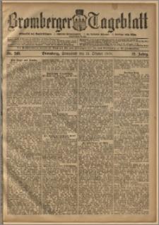 Bromberger Tageblatt. J. 22, 1898, nr 248