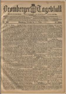 Bromberger Tageblatt. J. 22, 1898, nr 249