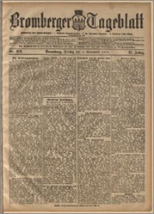 Bromberger Tageblatt. J. 22, 1898, nr 259