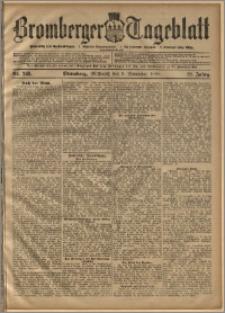 Bromberger Tageblatt. J. 22, 1898, nr 263
