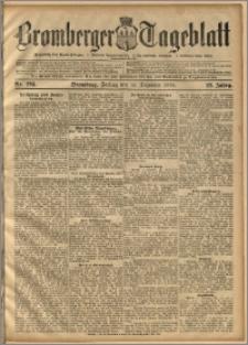 Bromberger Tageblatt. J. 22, 1898, nr 294