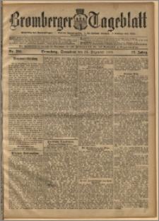 Bromberger Tageblatt. J. 22, 1898, nr 301