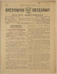 Orędownik Urzędowy Powiatu Mogileńskiego, 1928 Nr 74