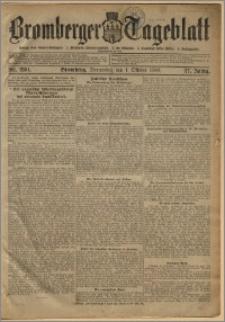 Bromberger Tageblatt. J. 27, 1903, nr 230