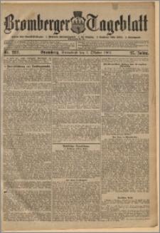 Bromberger Tageblatt. J. 27, 1903, nr 232