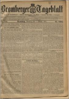 Bromberger Tageblatt. J. 27, 1903, nr 234
