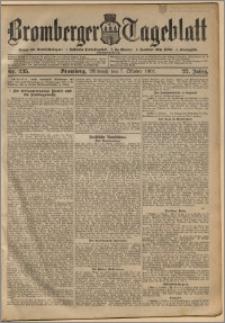 Bromberger Tageblatt. J. 27, 1903, nr 235