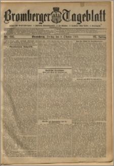 Bromberger Tageblatt. J. 27, 1903, nr 237