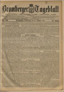 Bromberger Tageblatt. J. 27, 1903, nr 238