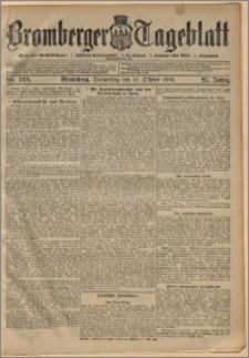 Bromberger Tageblatt. J. 27, 1903, nr 242