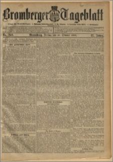 Bromberger Tageblatt. J. 27, 1903, nr 243