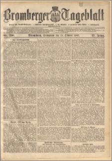 Bromberger Tageblatt. J. 27, 1903, nr 250