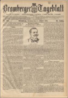 Bromberger Tageblatt. J. 27, 1903, nr 251