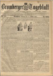 Bromberger Tageblatt. J. 27, 1903, nr 252