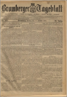 Bromberger Tageblatt. J. 27, 1903, nr 255
