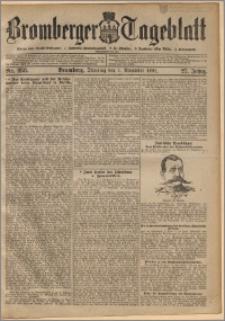 Bromberger Tageblatt. J. 27, 1903, nr 258
