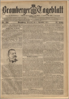 Bromberger Tageblatt. J. 27, 1903, nr 259