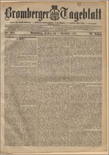 Bromberger Tageblatt. J. 27, 1903, nr 261