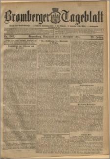 Bromberger Tageblatt. J. 27, 1903, nr 262