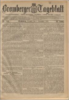 Bromberger Tageblatt. J. 27, 1903, nr 263