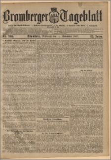 Bromberger Tageblatt. J. 27, 1903, nr 265