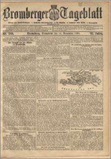 Bromberger Tageblatt. J. 27, 1903, nr 268