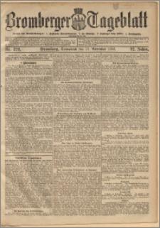Bromberger Tageblatt. J. 27, 1903, nr 273