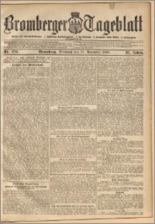 Bromberger Tageblatt. J. 27, 1903, nr 276