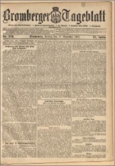 Bromberger Tageblatt. J. 27, 1903, nr 278