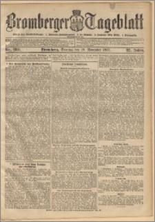 Bromberger Tageblatt. J. 27, 1903, nr 280