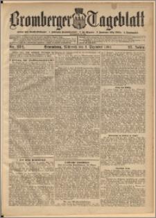 Bromberger Tageblatt. J. 27, 1903, nr 282