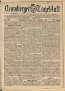 Bromberger Tageblatt. J. 27, 1903, nr 285