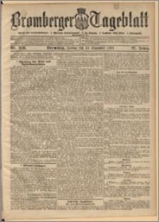 Bromberger Tageblatt. J. 27, 1903, nr 290