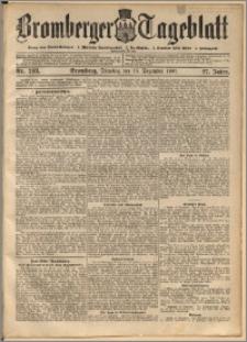 Bromberger Tageblatt. J. 27, 1903, nr 293