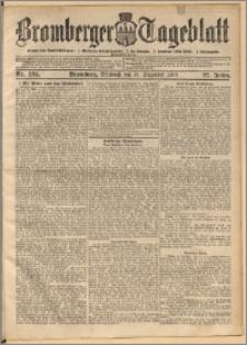 Bromberger Tageblatt. J. 27, 1903, nr 294