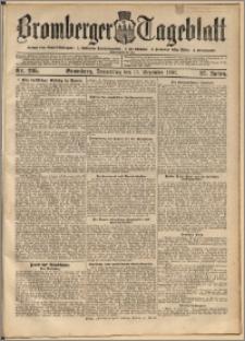 Bromberger Tageblatt. J. 27, 1903, nr 295
