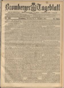 Bromberger Tageblatt. J. 27, 1903, nr 299